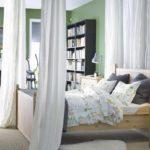 possibilité de décoration insolite d'une photo de chambre