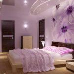 un exemple d'image de style chambre lumineuse