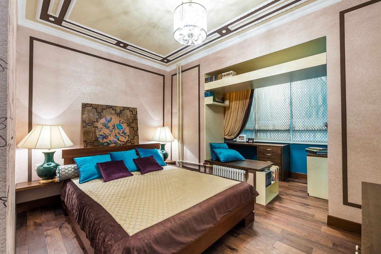 version du beau style de la chambre étroite
