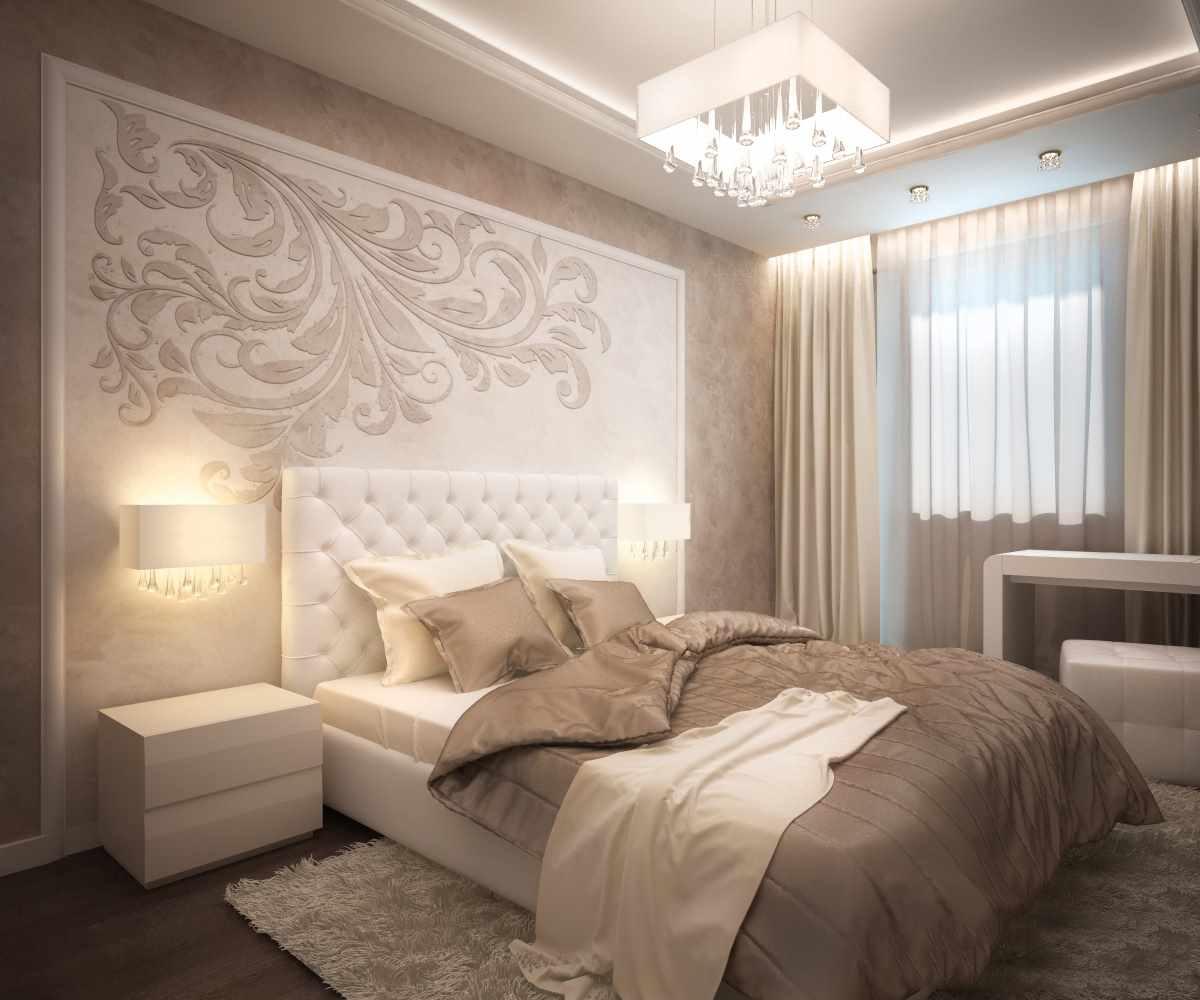 idée d'un style de chambre lumineux