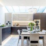 cuisine salon 15 m2 idées design
