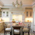 cuisine séjour 15 m2 photo