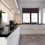 cuisine salon 15 m2 photo design