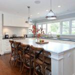 cuisine séjour 15 m2 agencement photo