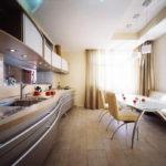 cuisine salon 15 m2 idées intérieures