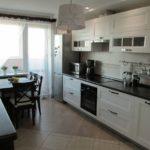 cuisine salon 15 m2 décoration photo