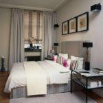 idée d'une chambre lumineuse intérieur de 15 m² photo
