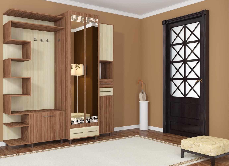 un exemple d'un style inhabituel d'un hall d'entrée dans une maison privée