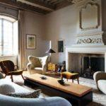 Một ví dụ về phong cách Provence tươi sáng trong ảnh phòng khách