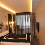 variante d'une belle chambre design 15 m² photo