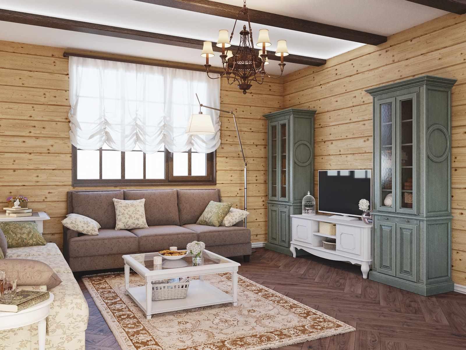tùy chọn phong cách ánh sáng trong phòng khách