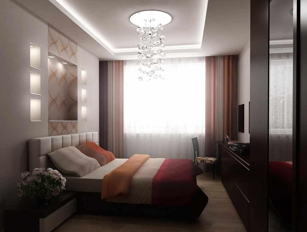 l'idée d'une belle décoration chambre 15 m²