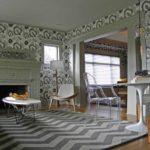 option papier peint intérieur clair pour le salon photo