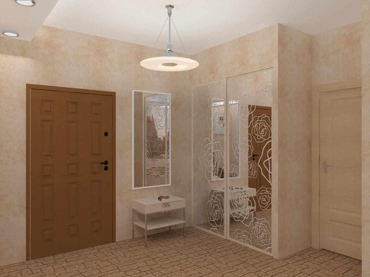 variante du décor inhabituel du couloir dans une maison privée