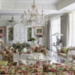 phiên bản ánh sáng của provence trong ảnh phòng khách