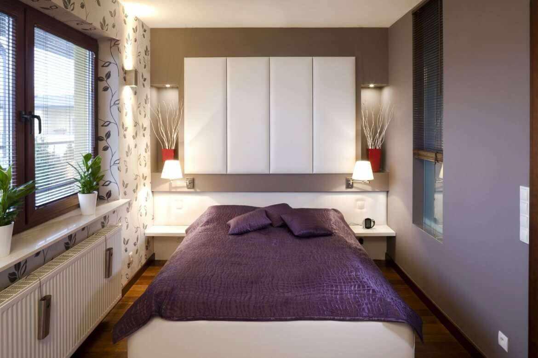 Un exemple de chambre lumineuse de 15 m²