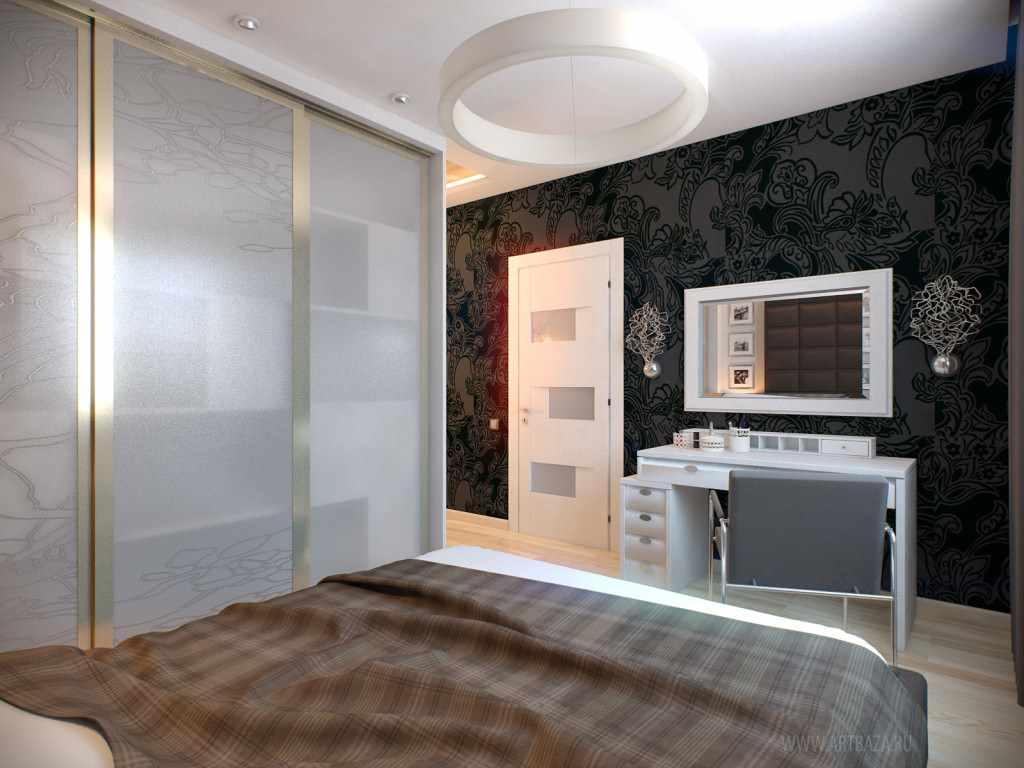 l'idée d'un intérieur de chambre lumineux