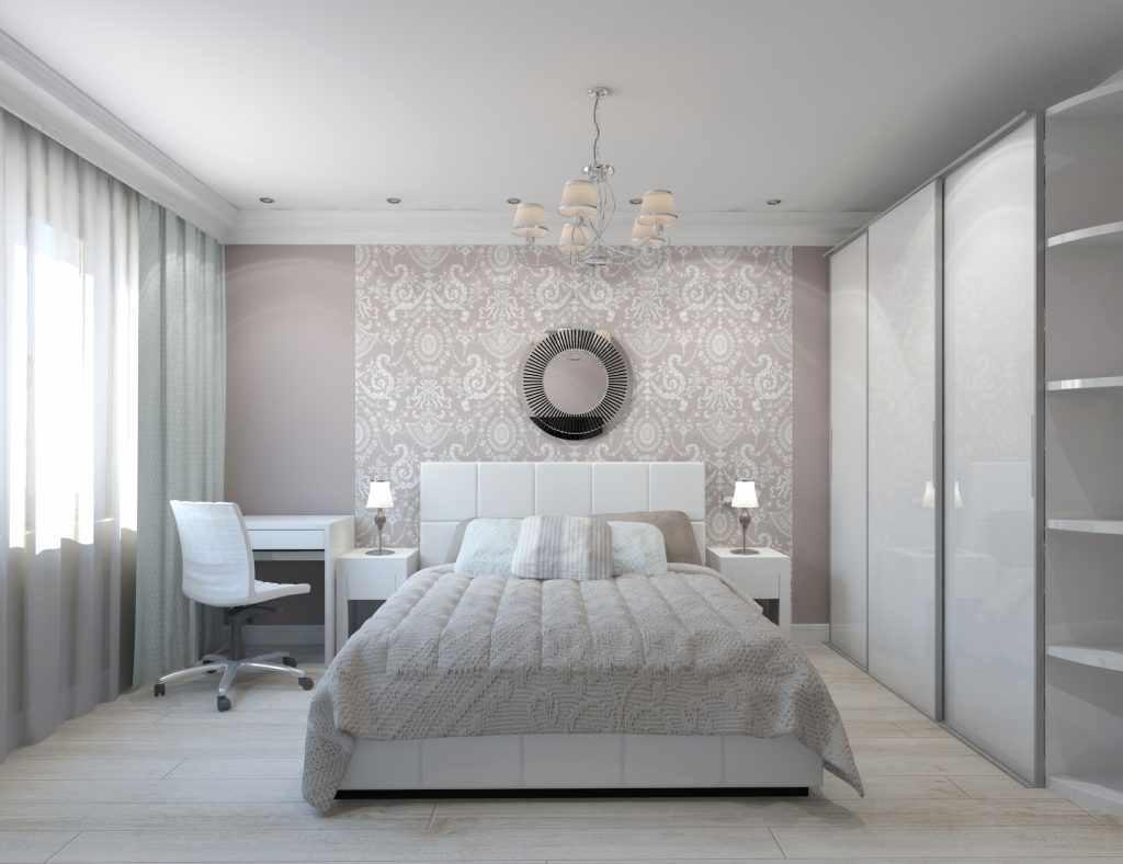l'idée d'un intérieur de chambre insolite de 15 m²