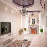 biến thể của thiết kế hình nền đẹp cho ảnh phòng khách