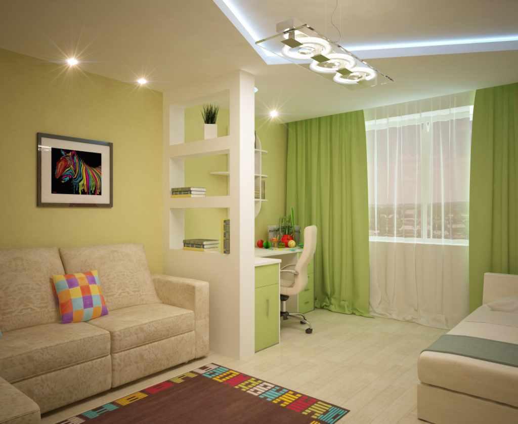 option de décoration chambre lumineuse 15 m²