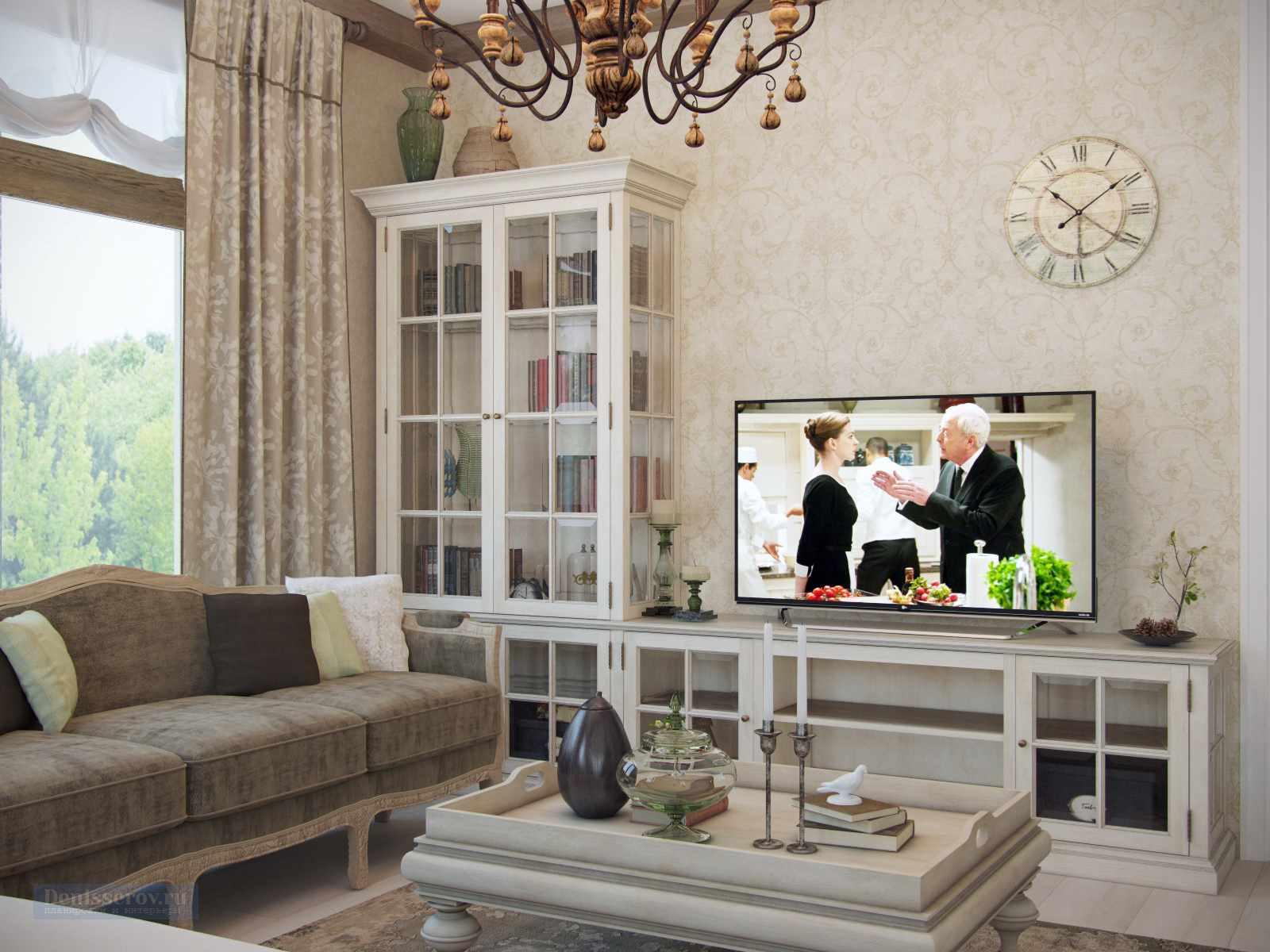 ý tưởng của một trang trí đẹp trong phòng khách