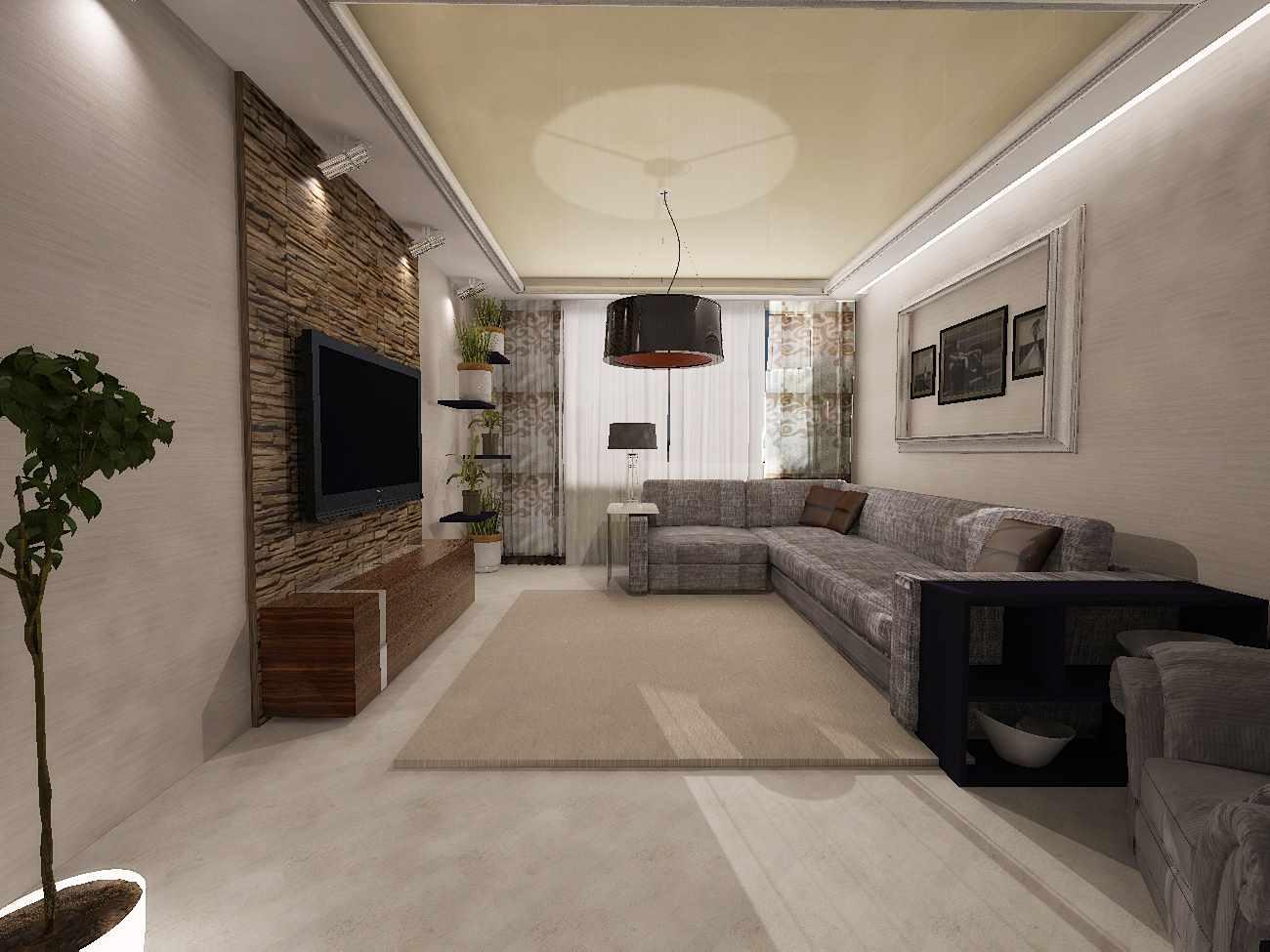 option design lumineux du salon 25 m²
