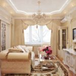 l'idée d'un décor insolite d'un salon photo 17 m²