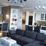 l'idée d'un beau salon salon de 25 m² photo