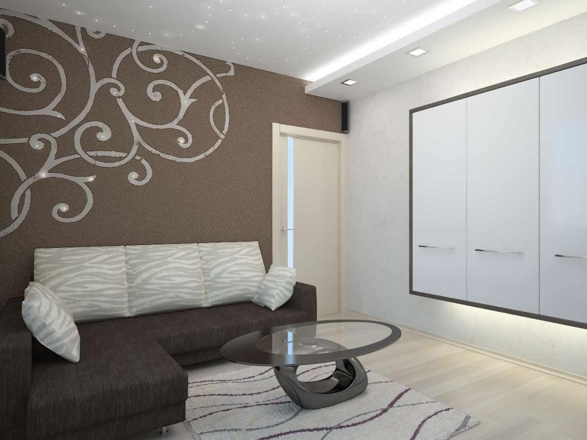 idée d'un intérieur lumineux d'un séjour 16 m²