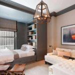 l'idée d'un salon lumineux de 16 m² photo