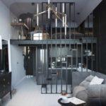 un exemple de salon lumineux de 16 m² photo