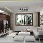 idée d'un design insolite d'un salon photo 16 m²