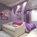 exemple d'un design insolite d'un salon 17 m² photo