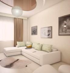 ideea unui design frumos a unei camere de zi imagine de 19-20 mp