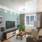 idée d'un décor insolite d'un salon photo 25 m²