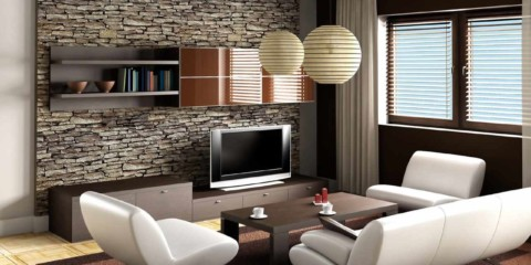 ví dụ về một trang trí đẹp của một phòng khách hình ảnh 25 mét vuông