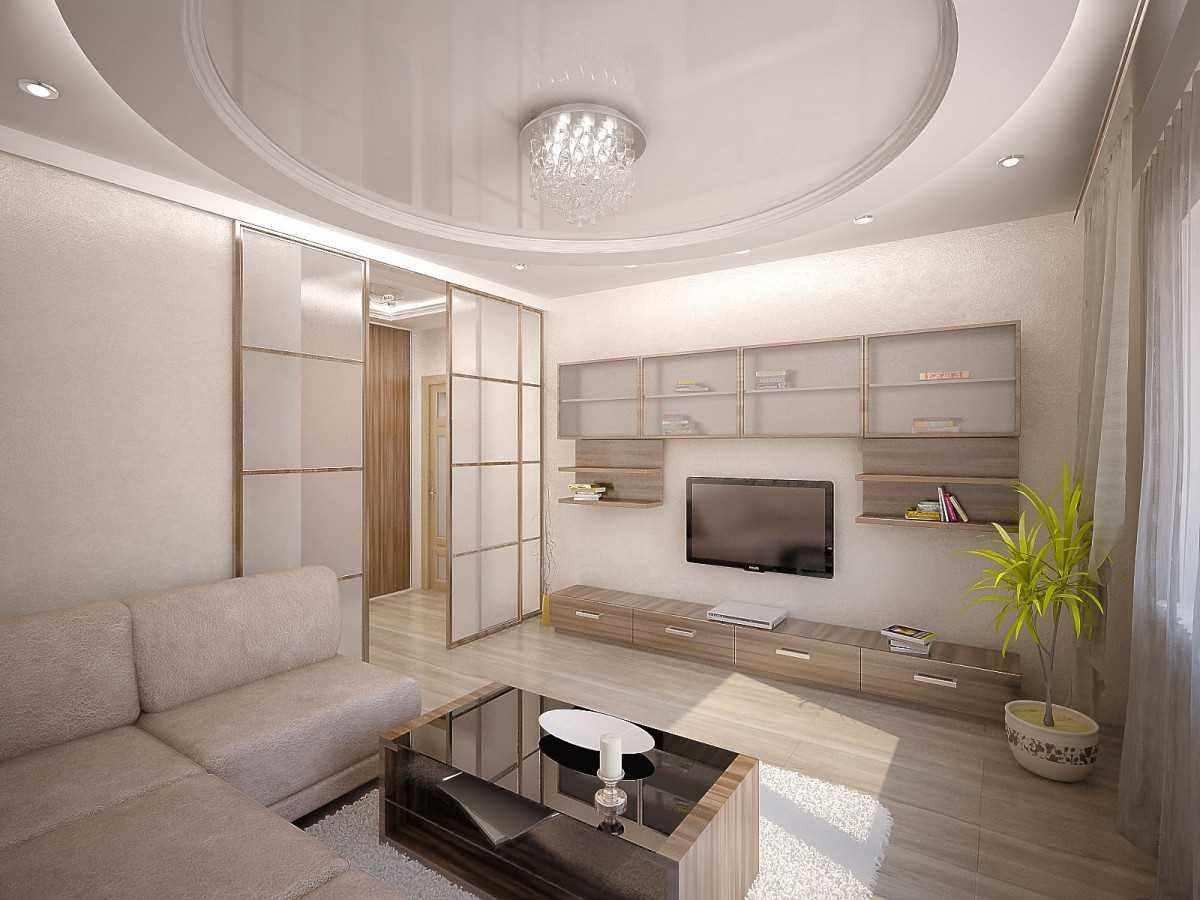 exemple d'un beau design d'un salon 2018