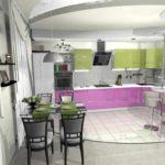 exemple d'un beau design d'un salon photo de 25 m²