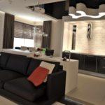 exemple d'un intérieur insolite d'un séjour photo 16 m²