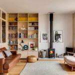 phiên bản của phong cách khác thường của phòng khách ảnh 19-20 m2