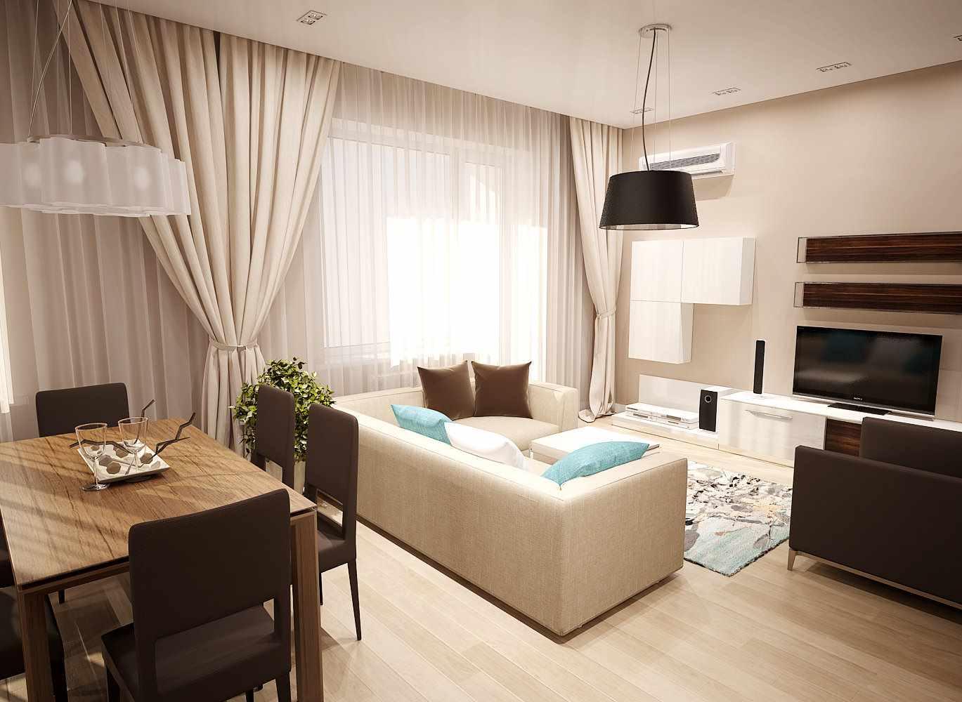 idée d'un décor lumineux d'un salon de 25 m²