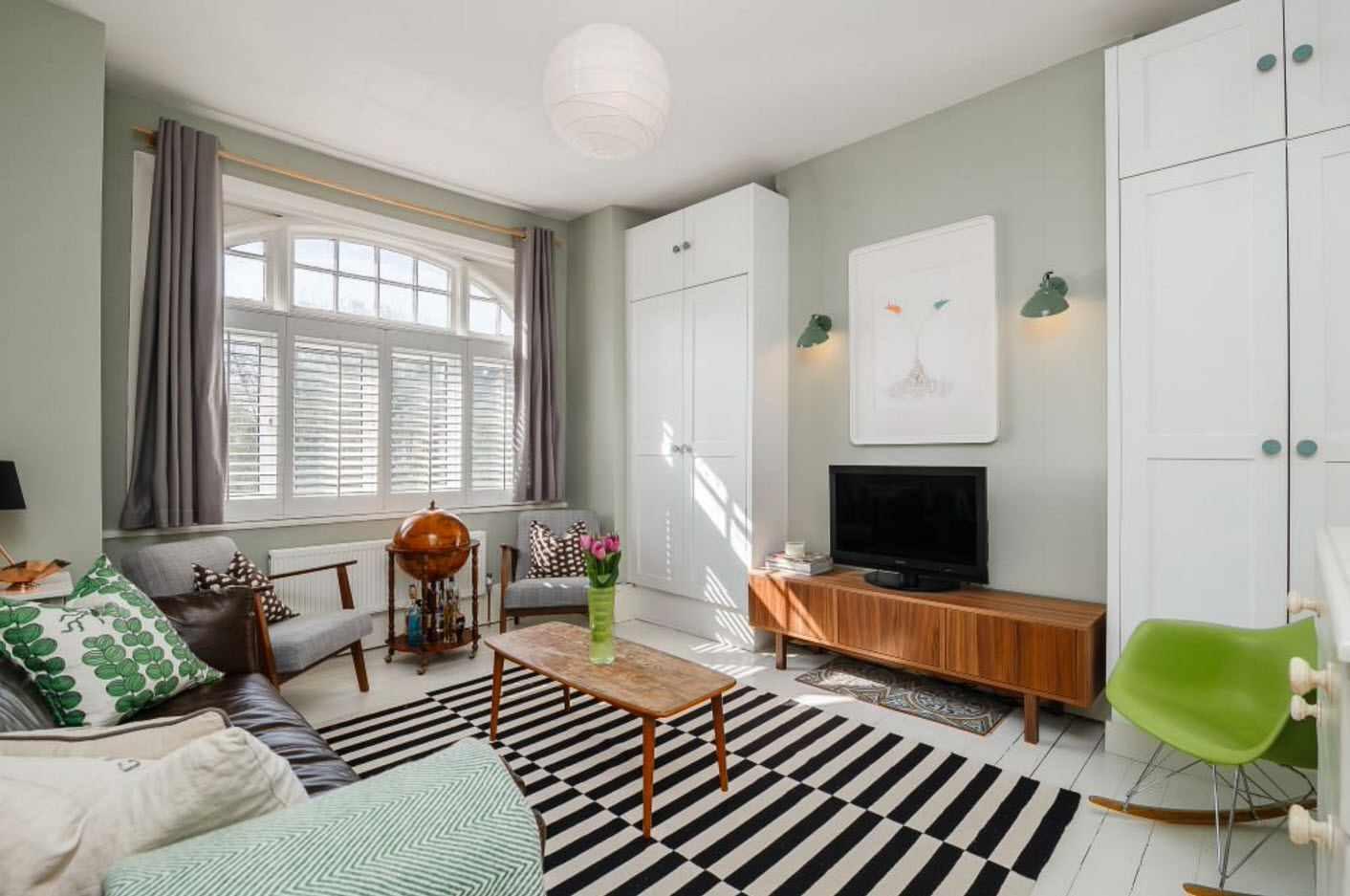 L'idée d'un bel intérieur d'un salon 2018