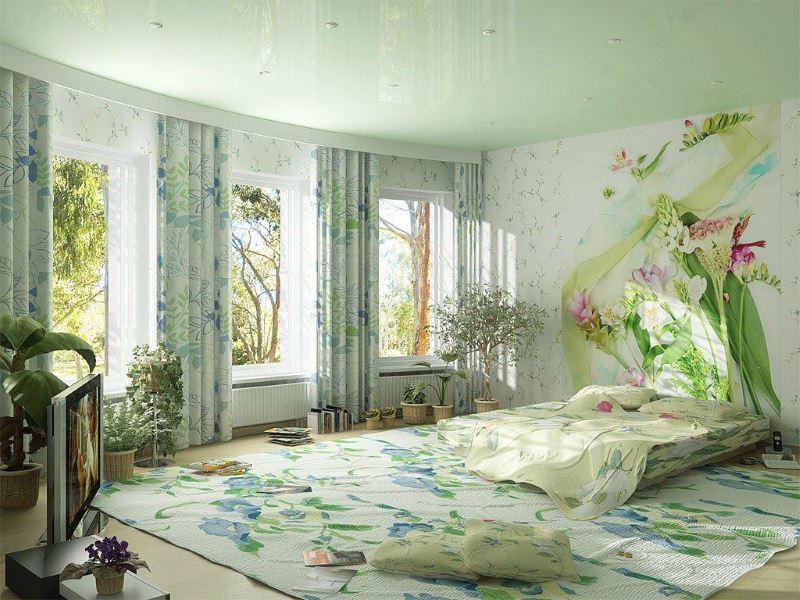 Concevez une belle chambre pour une jeune fille