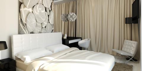 chambre 11 m² design