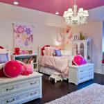 Chambre des filles roses