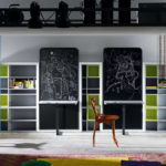 Transformer des meubles pour une pépinière