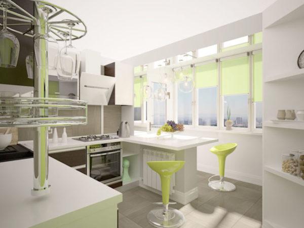Bucătărie de înaltă tehnologie