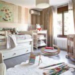 Chambre enfant avec lit bébé pour bébé