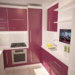 Proiect de proiectare a bucătăriei pentru Hrușciov