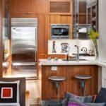 Proiectați o zonă de gătit compactă